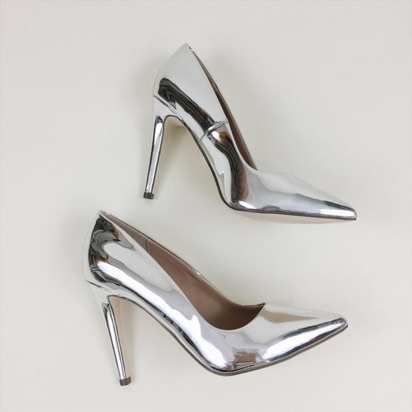 dac1ce5108c Call It Spring Shoes - Call It Spring Gwydda Silver Pump 7